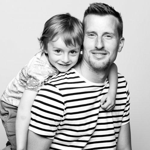 Portrait studio fête des pères 2021