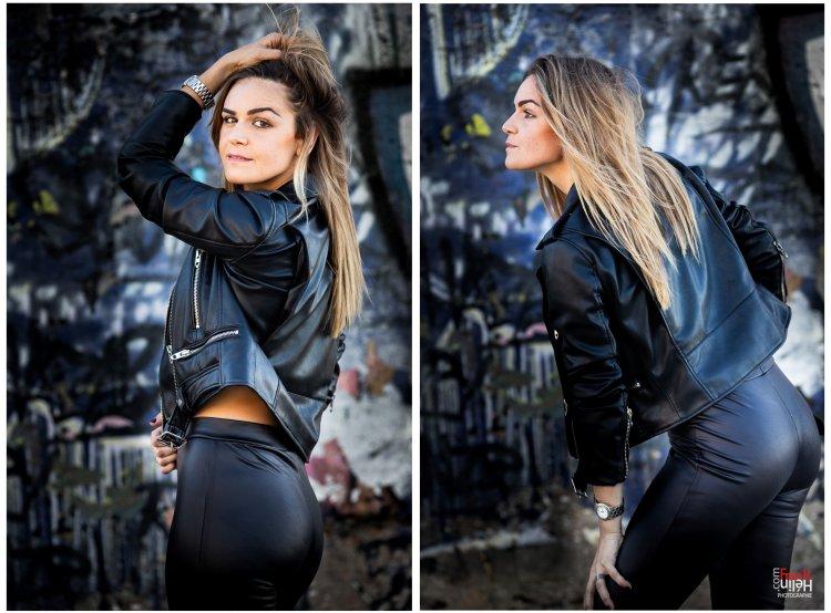 Fanny - Shooting photo de mode