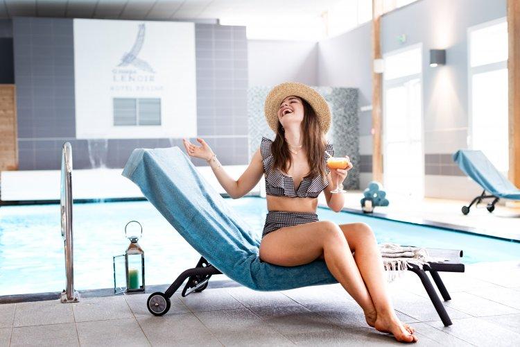 Reportage photo pour l'hôtel SPA Regina de Berck-sur-Mer