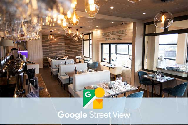 VISITE 3D GOOGLE STREET VIEW MY BUSINESS